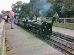 Stapleford Steam