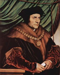 Thomas More is executed