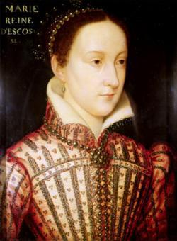 Mary Queen of Scots Crowned