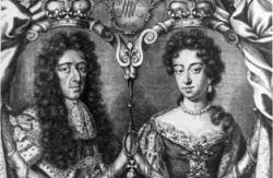Marriage of William of Orange and Mary