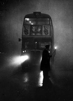 Start of the Great Smog