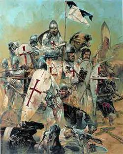 Army raised for Third Crusade