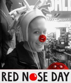 1st Red Nose day