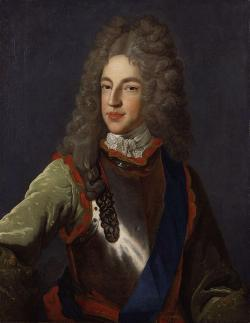 James Stuart (the Old Pretender) attempts to invade Scotland