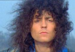 Marc Bolan dies in car crash