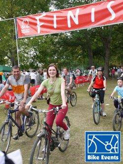 London to Windsor Bike Ride for the British Heart Foundation