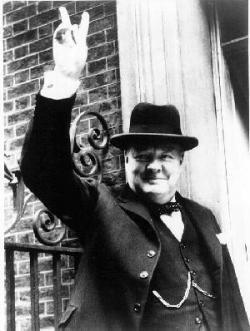 Churchill becomes PM again