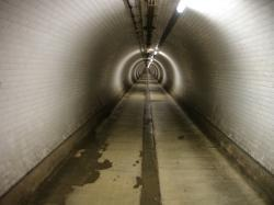 Woolwich Tunnel Opens