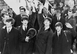 Brian Epstein Meets The Beatles
