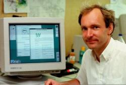 Tim Berners-Lee Proposes world wide web