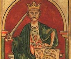 Richard the Lionheart Captured