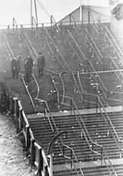 Ibrox Disaster Claims 66 Lives