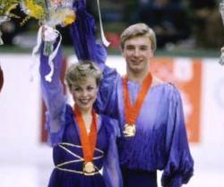 Torvill and Dean Win Gold