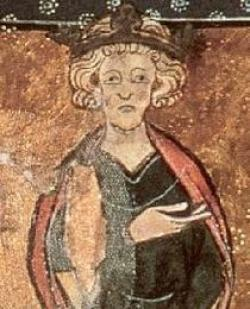 Edward the Confessor Crowned