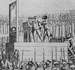 Last Beheading Execution in Britain