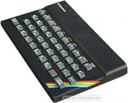Sinclair ZX Spectrum Launched