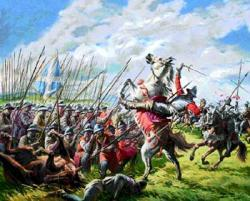 Battle of Pinkie - last conflict between england and scotland