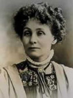 Emmeline Pankhurst forms the Suffragette Movement