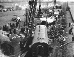 Britains worst Rail Disaster
