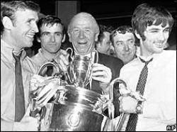 Man Utd Win 1st English European Cup