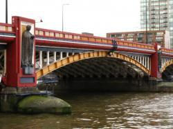 Prince of Wales Opens Vauxhall Bridge